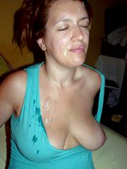 Amateur middle-aged moms receiving hot..