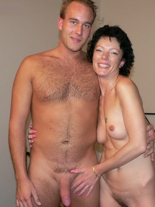 Real mature couple porn