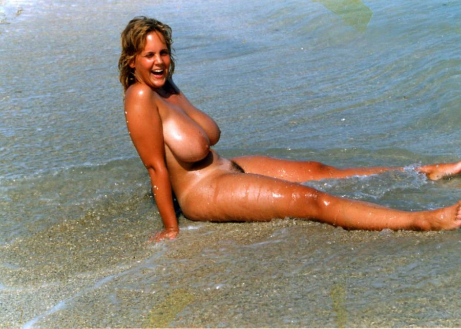 Short Description: Titted Granny sunbathing on vacation Back to mature ...
