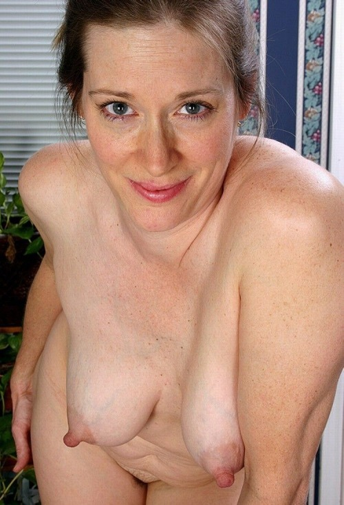 Good idea Midle aged women naked