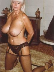 Sexy mature women tied up