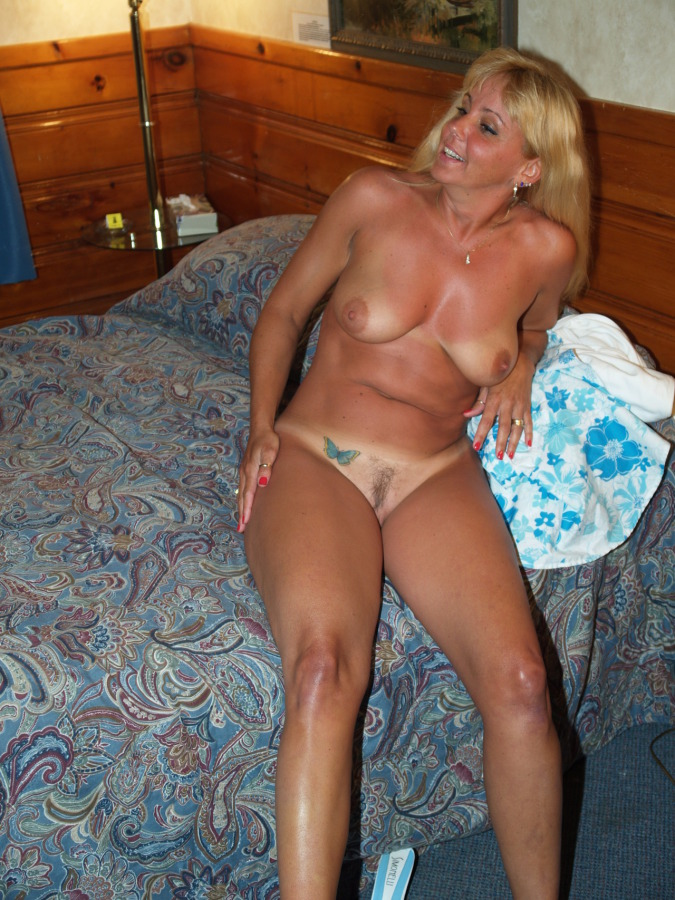 drunk mature nude