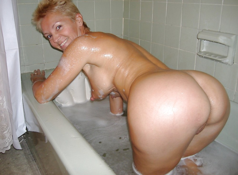 nude naked ass Mature