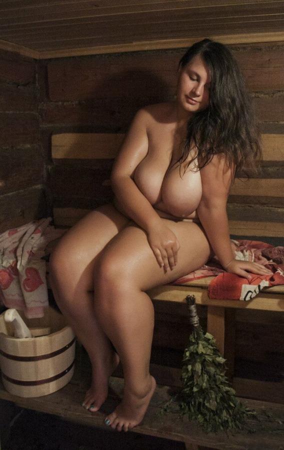 Фото голых русских пышных женщин